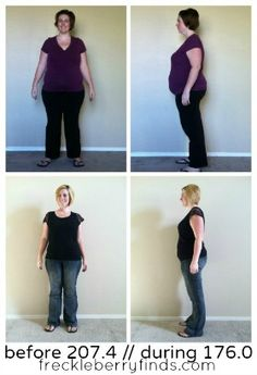 Over 30 pounds lost!