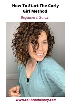 How To Start The Curly Girl Method | Beginner's Guide |