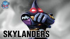 Skylanders Trap Team Hood Sickle Villain Gameplay Preview #toys #collecting #skylanders