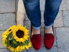 Fall into Fashion #fabfound /McKenna Bleu