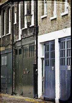 South Kensington, London.
