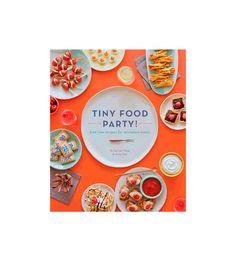 tiny food party