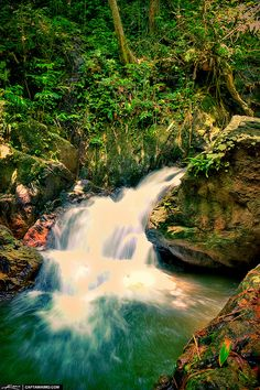 Bang Pae Waterfall - Phuket, Thailand