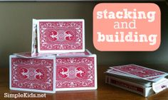stacking and building