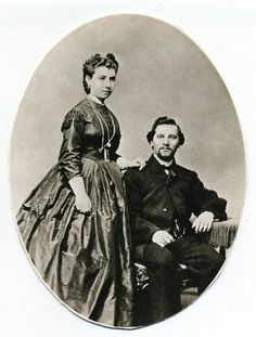 Abraham Staab, a successful German Jewish merchant, built a Victorian mansion for his wife, Julia, in 1882. The Staabs were prominent in Santa Fe society and Archbishop Jean Baptiste Lamy, who built the cathedral, was a close friend.  The Staabs had 8 children, one of whom died in infancy. Julia never really recovered from the loss of her child, & died in 1896 at age 52. Some say she so loved the house that she has never left the property and stories of her ghost have been reported for years...