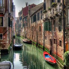 First Stop: Venice, Italy