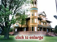 Fairlawn Mansion, Superior WI