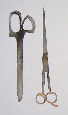 """scissors"" | bridget davies"