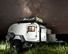 moby1, campers, jeep, expedit trailer, teardrop camper, road, tear drop, camping trailers, teardrop trailer