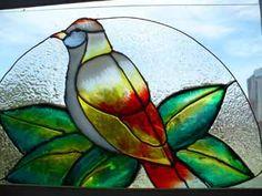 bird, pintura en, pintura decorativa