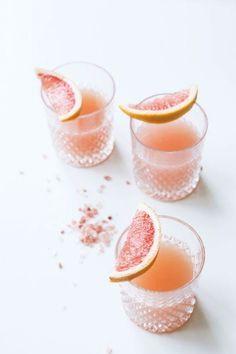 Grapefruit Margaritas