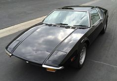 This 1972 DeTomaso Pantera (chassis THPNMA02876) is our preferred early steel-bumper model and is being sold by PI Motorsports, a Pantera sp...