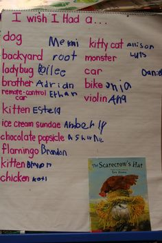 Mrs. Lee's Kindergarten: The Scarecrow's Hat