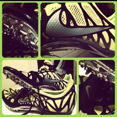 My track spikes
