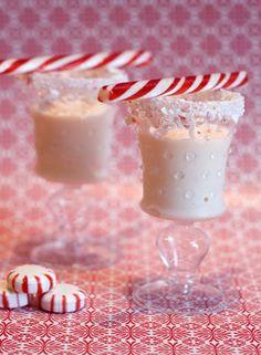 Milk Shake Peppermint Shots