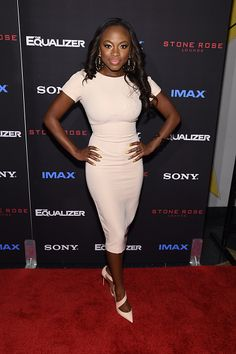 Naturi Naughton attends the 'The Equalizer' New York premiere at AMC Lincoln Square Theater on September 22, 2014 in New York City