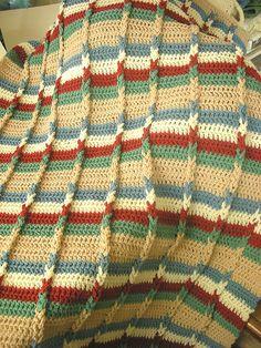 Indian style afghan patterns | Aztec Afghan Crochet Pattern Indian Blanket Southwest – Afghan