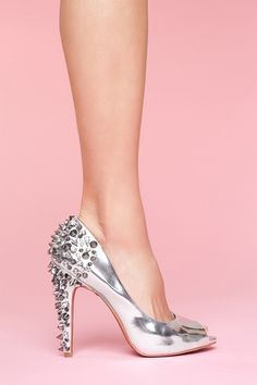 Lorissa Spike Pump  #dolsboutique
