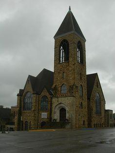 First Presbyterian Church of Burlington, Iowa