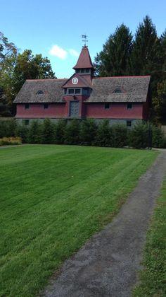 Teddy Roosevelt Barn