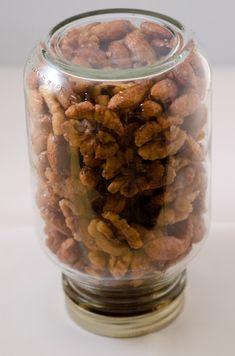 Vanilla and Spice Nuts