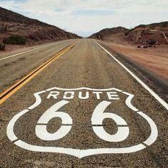 roadtrippin' route 66