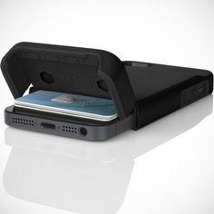 Stashback iPhone 5 Case by Incipio