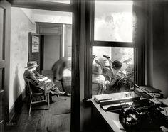 bureaus, 1920, employ agenc, glasses, paintings