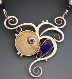 gallery 1- one of a kinds - barbara umbel jewelry design .:!:.