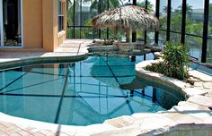 Free-Form Pools