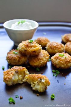 Loaded Potato Bites