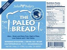 Paleo Bread™ By The Julian Bakery