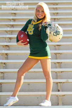 cheer cheerleader cheerleading portrait photo