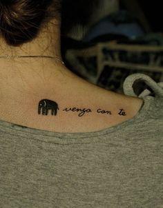 Tattoo for krys