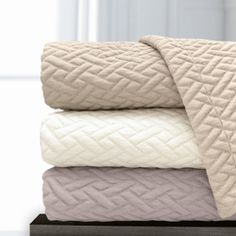 An elegant throw blanket is a great way to accessorize any living space!
