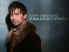 On this day in history, a heartthrob was born. Happy Birthday Torrance Coombs! #Reign