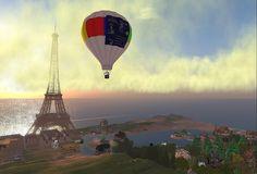 B4D139NeuntoterEiffelTower3 by Dahlia Jayaram's The Great Balloon Adventure, via Flickr