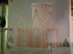 Sugar cube castle-wow