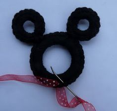 Next addition to the Mickey Mouse tree - if I can figure out how to crochet???