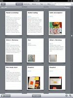 Evernote and other ideas for teacher Ipad