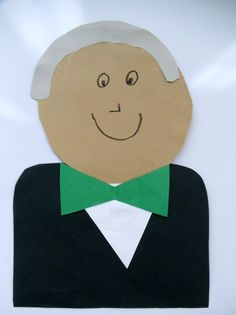 George Washington Carver Art  http://www.teacherspayteachers.com/Product/Black-History-Month-Craft-Pack