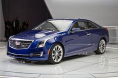 2015 Cadillac ATS Coupe First Look