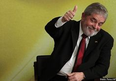 Luiz Inácio Lula da Silva, known popularly as Lula, served as the 35th President of Brazil, from 1 January 2003 to 31 December 2010.  A founding member of the Workers' Party (PT – Partido dos Trabalhadores), he ran for President three times unsuccessfully, first in the 1989 election, then again in 1994 and again in 1998. Lula achieved victory in the 2002 election, and in the 2006 election he was re-elected for a second term as President, which ended on 31 December 2010.