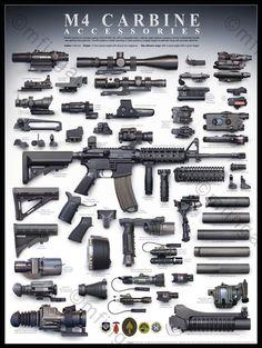 guns, stuff, ar15, demotivational posters, weapon, toys, barbie, accessories, man caves
