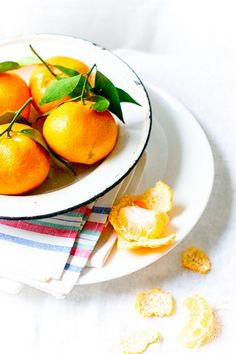 Happy Chinese New Year.  Tangerines symbolise gold and prosperity and are eaten during this festivity
