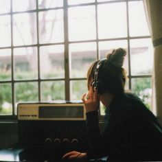 fav song on repeat music, girl, life, flickr photo, old school, coffee, blog, listen, gratitude