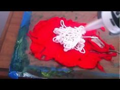 Some tips on how to paint with a palette knife