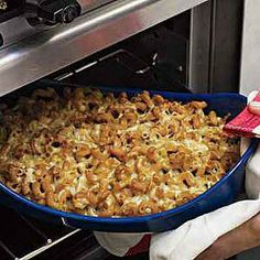 Sweet Onion Mac n Cheese