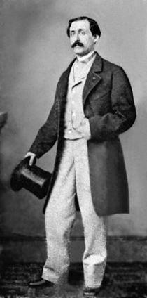 louis moreau gottschalk - composer and virtuoso