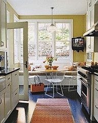#small #galley #kitchen
